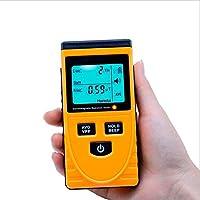 Equipo De Medición De Radiación Electromagnética De Mano Lcd Pantalla Digital De Sonido Y Luz Alarma Equipos Electrónicos Protección Contra La Radiación Ropa De Vigilancia