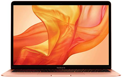 Apple MacBook Air Core i5 8th Gen 13.3 inch Laptop (8GB/256GB SSD/MacOS Mojave/Gold/1.25 kgs), MREF2HN/A
