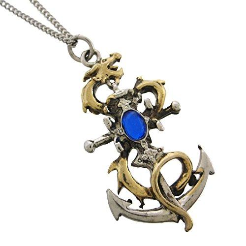 drake-s-leviathan-anhanger-halskette-viel-gluck-talisman