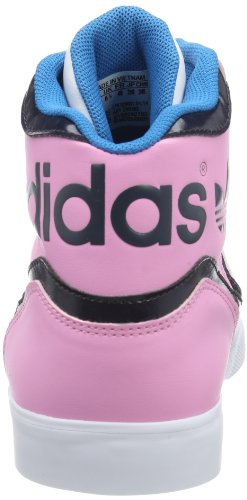 adidas - EXTABALL W, Sneaker alte Donna Blu (Blau (ST TROPIC BLOOM S14 / LEGEND INK S10 / ST TROPIC GREEN S14))