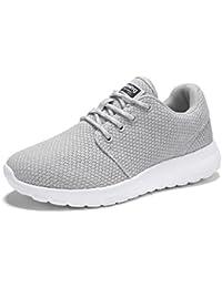 Zapatos para mujer HWF Zapatos deportivos de primavera Zapatos corrientes femeninos Zapatos planos transpirables...
