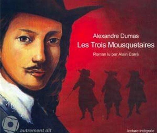Trois Mousquetaires (les)/3cd MP3