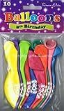 10 Simon Elvin 8th Birthday Balloons