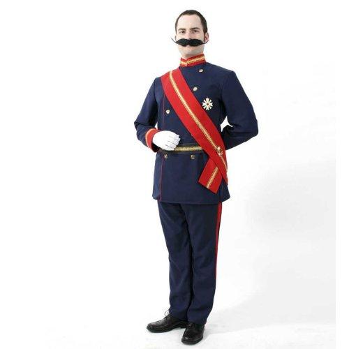 FRIES NEU Herren-Kostüm Kaiser Wilhelm, 4-TLG. Gr. - Kaiser Kostüm
