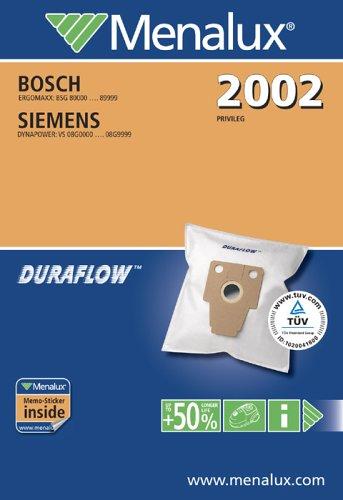 Menalux 9001961433 Staubbeutel