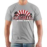 No Fight No Glory Männer und Herren T-Shirt Copacabana Größe S - 8XL