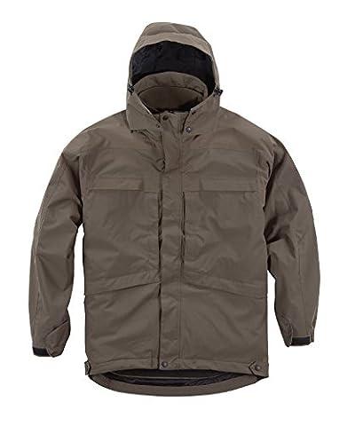 5.11Tactical Agressor 3in 1Parka Jacket, Mens, Parka 3 En 1 Agressor, Tundra, FR : L (Taille Fabricant :