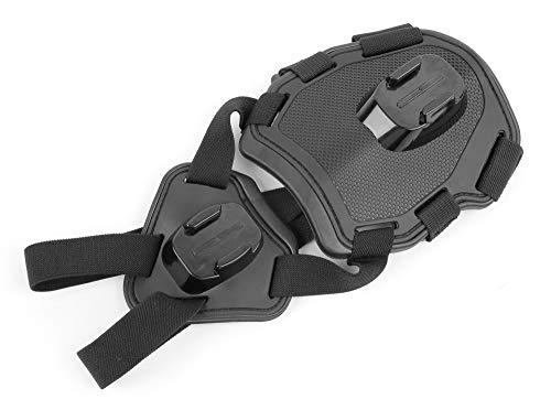Hund Brustgurt Hundegeschirr Brusthalterung (für mittelgroße Hunde) für Ihre Rollei Actioncam 550 Touch | 630 | 625 | 610 | 530 | 525 | 510 | 426 | 416 | 420 | 410 | 400 | 300 Action Kamera