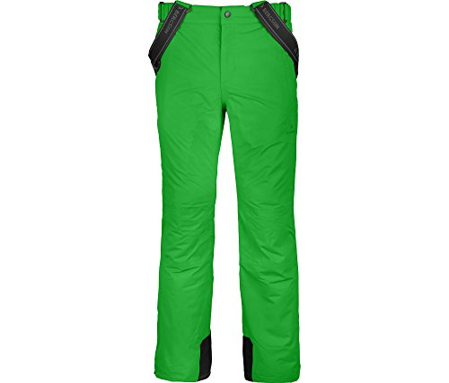 Bergson Herren Skihose SAFTY, Classic Green [210], 46 - Herren