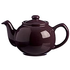 Price & Kensington - Teekanne mit Deckel - Farbe: Berry