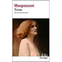 Yvette by Guy de Maupassant (2014-04-10)