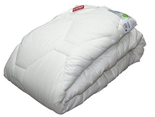 Abeil Couette Bio Attitude chaude Coton Blanc 240 x 260 cm