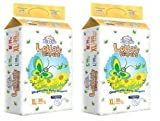 #7: Xtra Care Lolla's Baby Diapers- Pack of 2 - 60 pieces XL [Extra large size baby care diapers - combo offers for kids] 2 pack, 30 count per pack(30+30)
