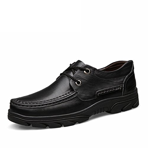 Hiver Business Chaussures Casual Chaussures Plates Antidérapantes Chaussures Laceblack Hommes Chaussures