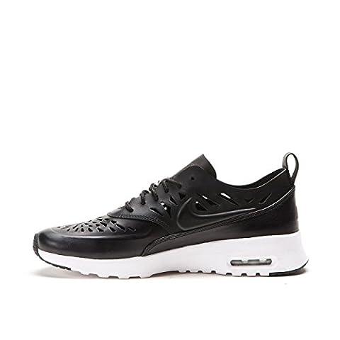 Nike Damen W Air Max Thea Joli Turnschuhe, Black (Schwarz / Schwarz-Weiß-Schwarz), 36 EU