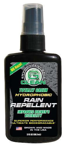 Price comparison product image Green Earth Technologies 1214 G-Clean Hydrophobic Rain Repellent - 3 oz. by Green Earth Technologies