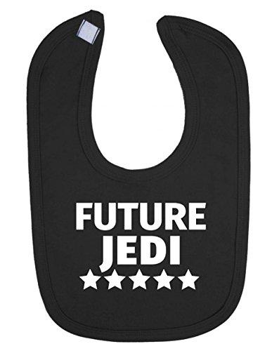 Future Jedi di Star Wars, motivo: neonato, motivo Baby-Bavaglino per bambino