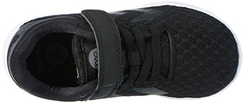 Hummel Actus Tonal, Chaussures de Fitness Mixte Enfant Noir (Black)