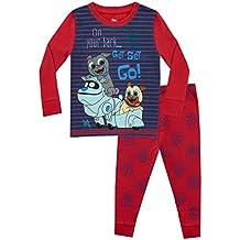 Disney Pijamas para Niños Ajuste Ceñido Bingo ...