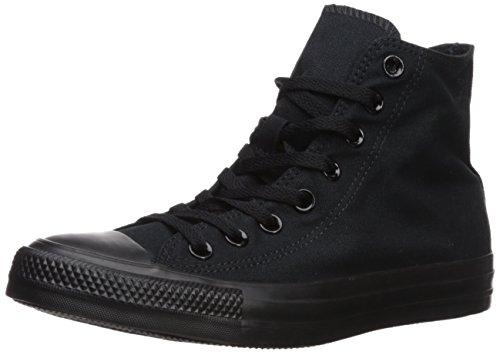 Converse Chuck Taylor All Star, Unisex-Erwachsene Hohe Sneakers, Schwarz (M9160 Schwarz), EU 48 - Mädchen Größe Converse Schuhe 13