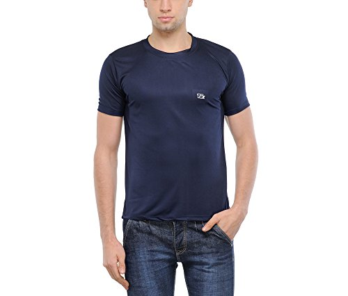 TSX Men's Dryfit T-shirt - TSX-DRYFIT-C-S  available at amazon for Rs.129