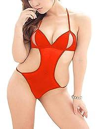 5a6a47e881 Kittybees Honeymoon Lingerie for Women Ladies and Girls Nightwear Net Babydoll  Dress Sleepwear (