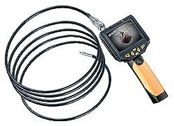 Somikon HD-Endoskop-Kamera EC-200.hd, 8,2 mm, Monitor & Aufnahme, Länge: 3 m