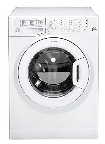 Hotpoint FDL 9640 P UK Washer Dryer - White