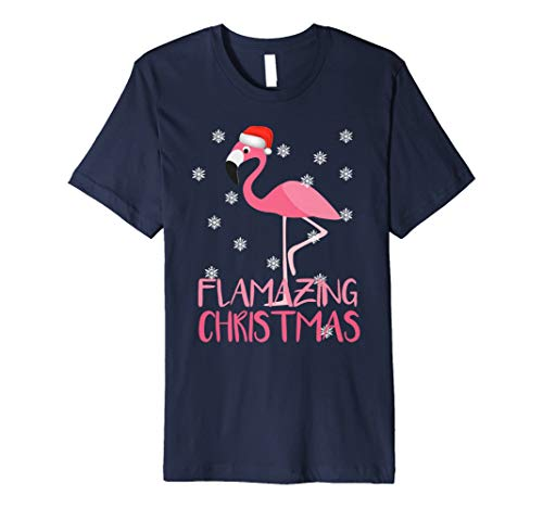 Flamazing Flamingo Weihnacht Shirt, Weihnacht Geschenk