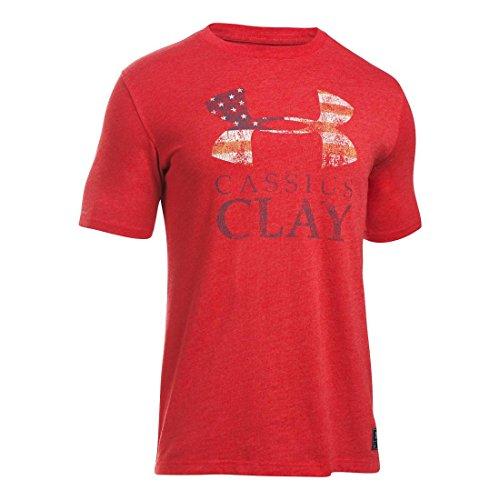Under Armour Herren T-Shirt Rot