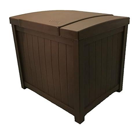 Suncast ® SS900BN Premium Garden Storage Seat Box Suitable For