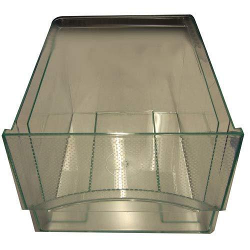 Liebherr 9290334 ORIGINAL Gemüseschale Schublade Gemüsefach Kühlfach Kühlschublade Gemüseschublade Behälter Schale Fach 236x190x295mm kurz Kühlschrank