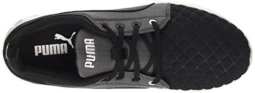 Puma  Carson Runner, Chaussures de course hommes Noir (Black/Periscope/White)