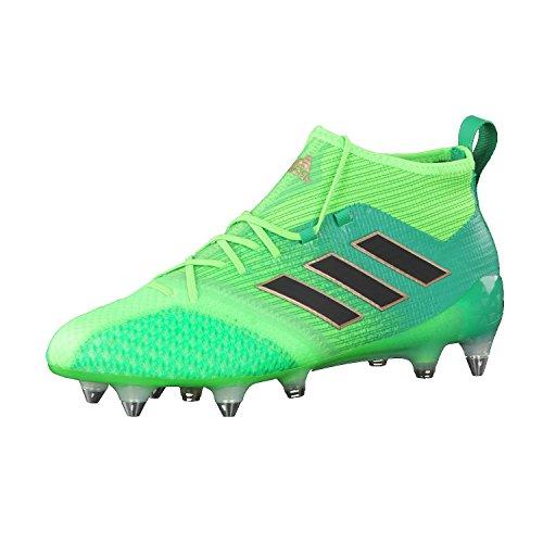 quality design f0670 a12fd adidas Ace 17.1 Primeknit SG, para los Zapatos de Entrenamiento de fútbol  para Hombre,