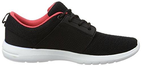 Trespass Ravina, Chaussures Sport Indoor Femme Noir (noir)