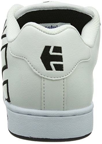 Etnies Fader M, Chaussures de skateboard homme Blanc
