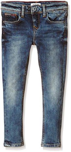 Tommy Hilfiger Kids - Scanton Slim Mcw, Jeans da bambini e ragazzi, Blau (Melvin Comfort Wash 911), 14