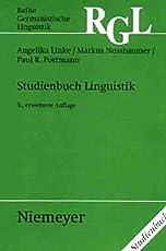 Reihe Germanistische Linguistik 121 Kollegbuch: Studienbuch Linguistik