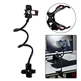 Universal Flexible Car/Home Mobile Phone/Mobile Holder Stand Best for Smartphones Mobiles