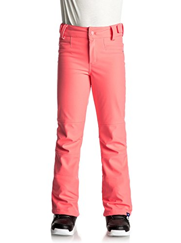 Roxy Creek - Snow Pants for Girls 8-16 - Snow-Hose - Mädchen 8-16 - Rosa