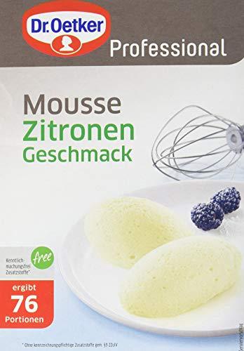 nal Mousse mit Zitronen-Geschmack, Dessertpulver in 1 kg Packung ()