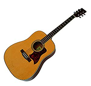 Westwood F-650 Guitare Folk intermédiaire 4/4 Naturel