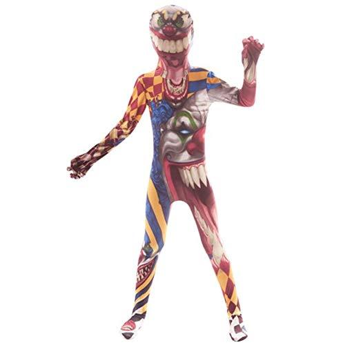 Zombie Kinder Monster Karneval Kostüm Gruseliger blutiger