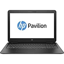 "HP Pavilion Power 15-bc300ns - Ordenador portátil gaming de 15.6"" FullHD (Intel Core i5-7200U, 8 GB RAM, 1 TB HDD, NVIDIA GeForce GTX 950M de 2 GB, Windows 10); Negro - teclado QWERTY Español"