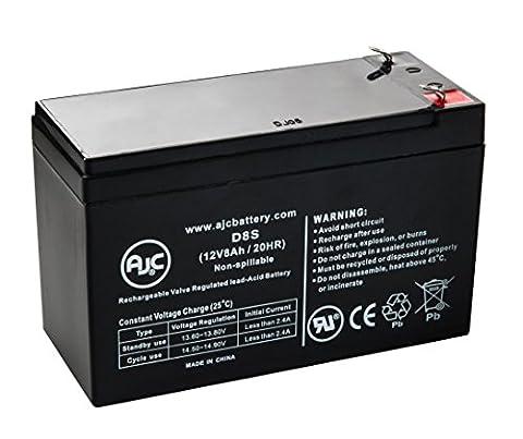 Leisure Lift BIG BOY BED 12V 8Ah Rollstuhl Batterie - Dies ist ein AJC® Ersatz