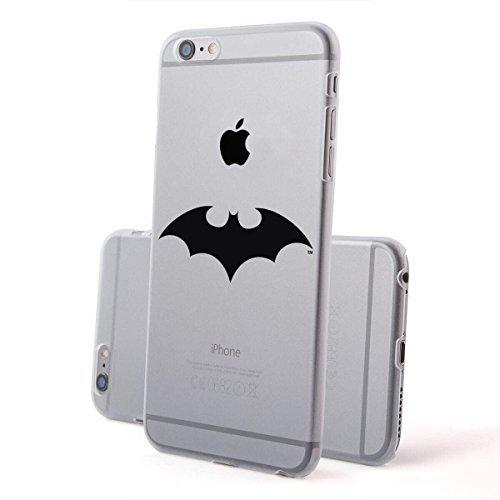 Batman Serie Custodia Rigida Iphone - Batman Logo Stile, Iphone 6/6S