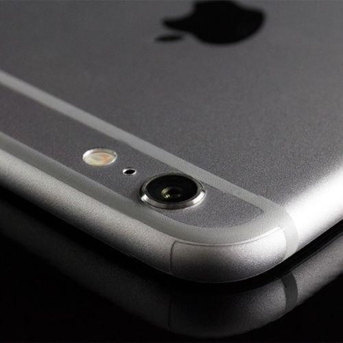 Gadgets WRAP Back Body Film Sticker Wrap Skin for Apple iPhone 6 6s – Transparent (C-29)