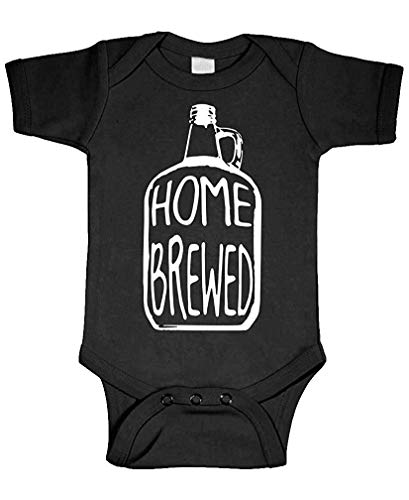 Meer Kreatur Kostüm - Home Brewed - Wine Beer Brew Craft - Cotton Infant Bodysuit M