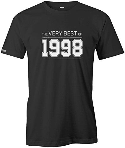 THE VERY BEST OF 1998 - HERREN - T-SHIRT Schwarz