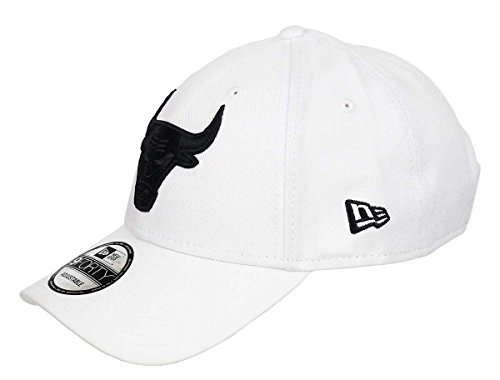 New Era Chicago Bulls - 9forty Adjustable Cap - League Essential - White - One-Size